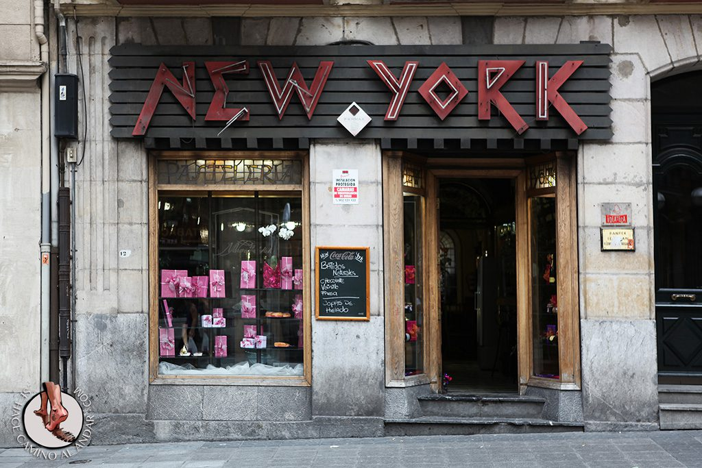 Pasteleria New York Bilbao