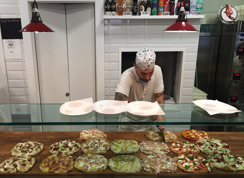 Pinsere Pizza take away Roma