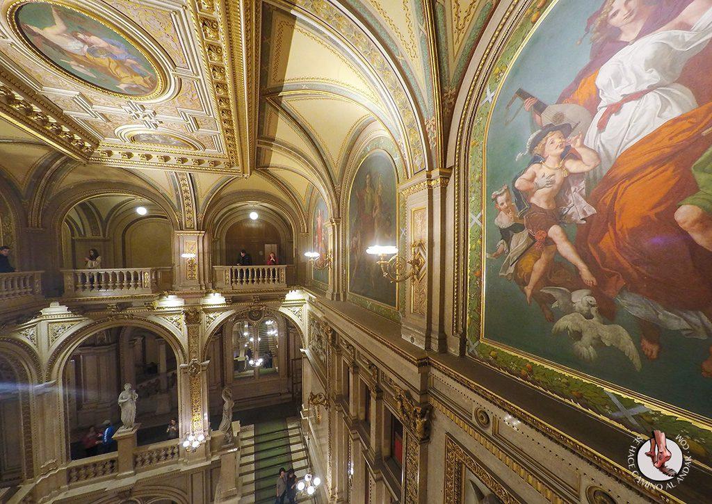 Pinturas Opera Viena