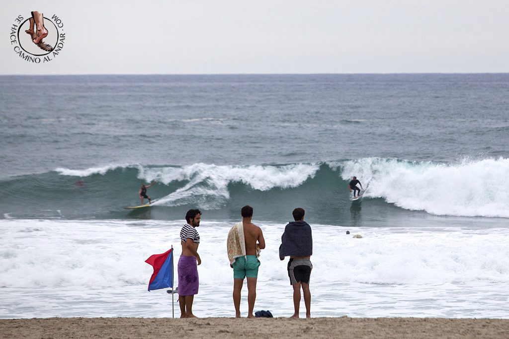 Playas San Sebastian Zurriola Surf