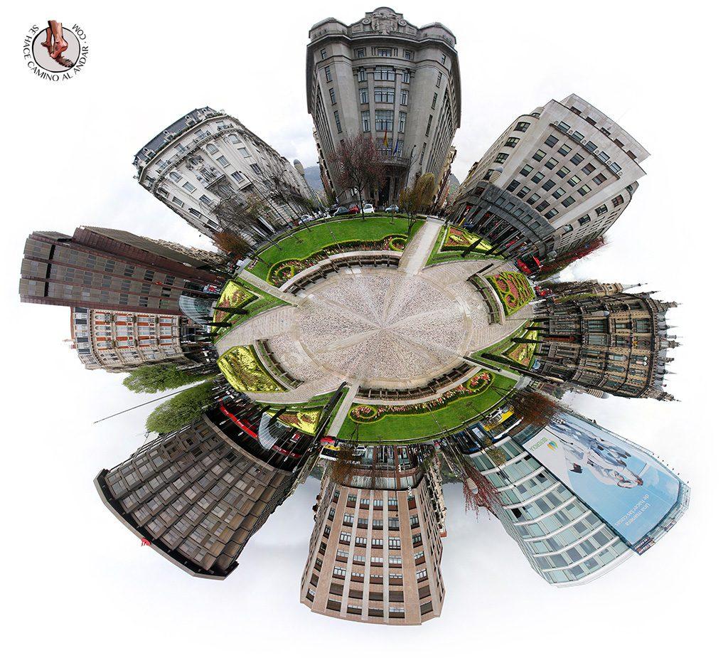 Plaza Moyua minimundo