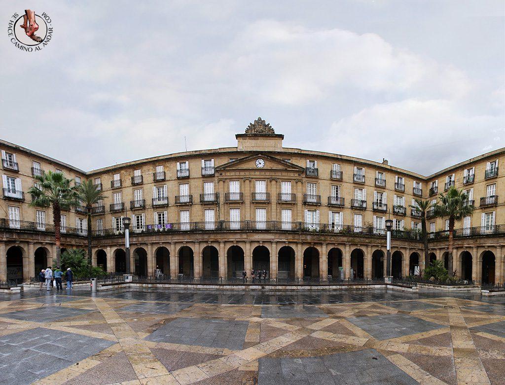 Plaza Nueva Casco Viejo Bilbao