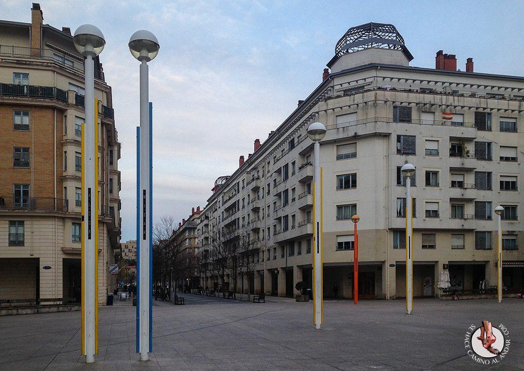 Plaza Osa Mayor San Sebastian