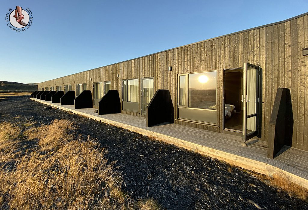 Presupuesto Islandia Fosshotel Nupar exterior