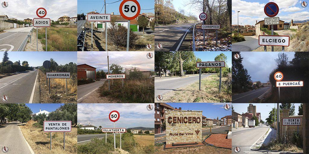 Pueblos con nombres raros
