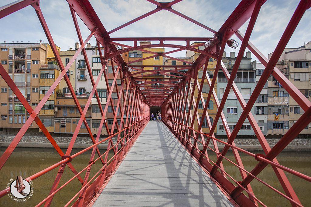 Puente Eiffel Girona