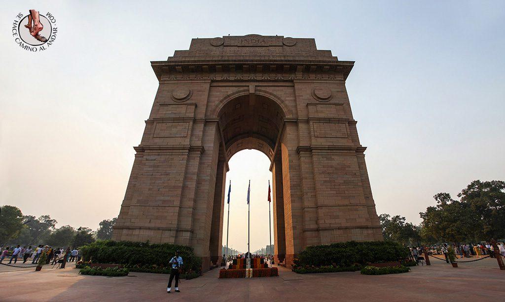 Puerta de la India Delhi