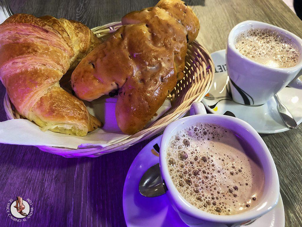 Que comer en Alsacia Croissant