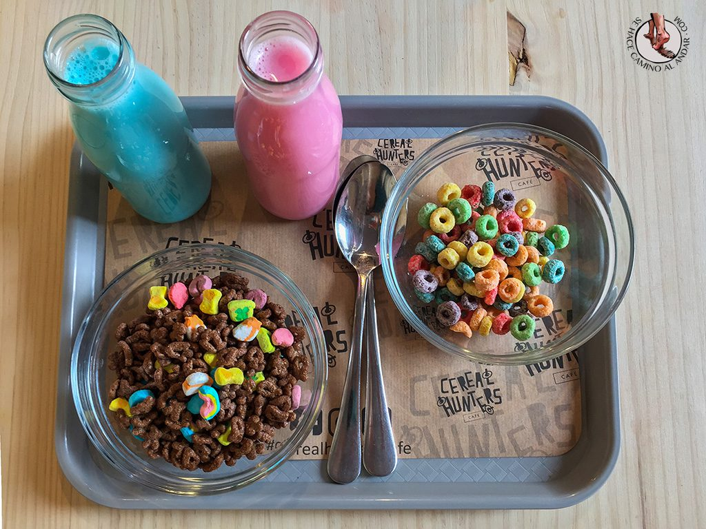 Que comer madrid Cereal Hunters Cafe