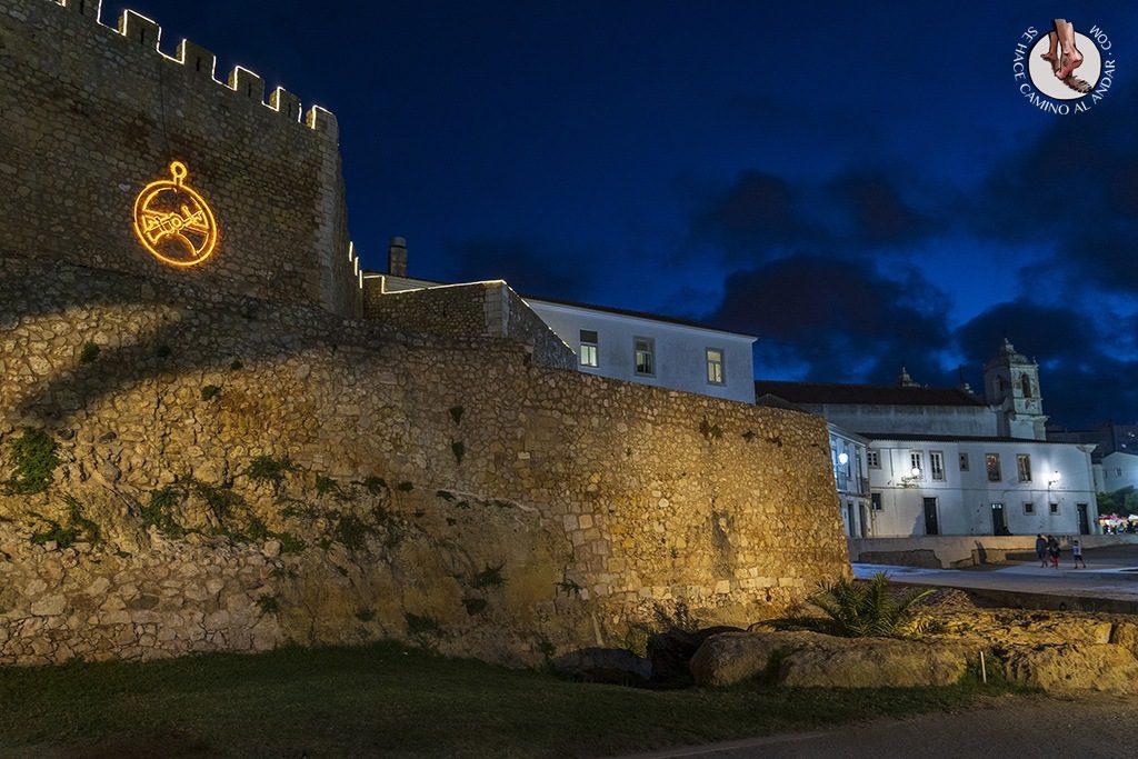 Que ver Lagos castelo gobernadores noche