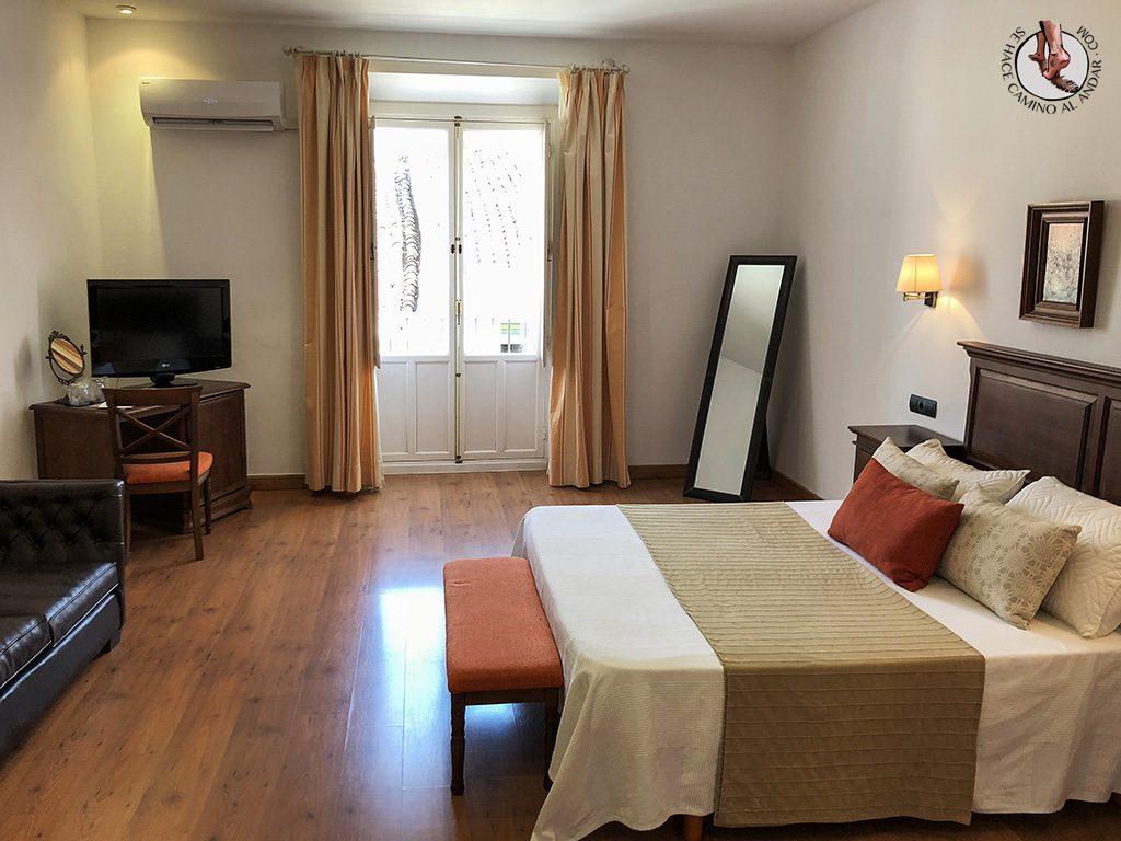 Qué ver en Cáceres Hotel Albarragena