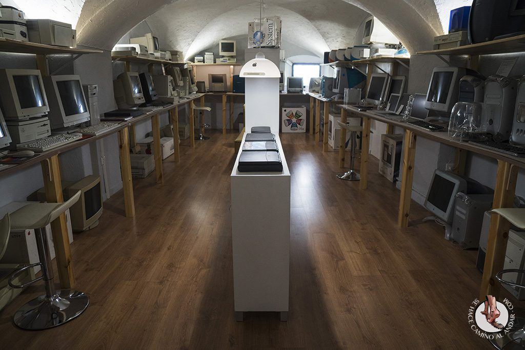Que ver en Caceres Museo Apple e Historia de la Computacion