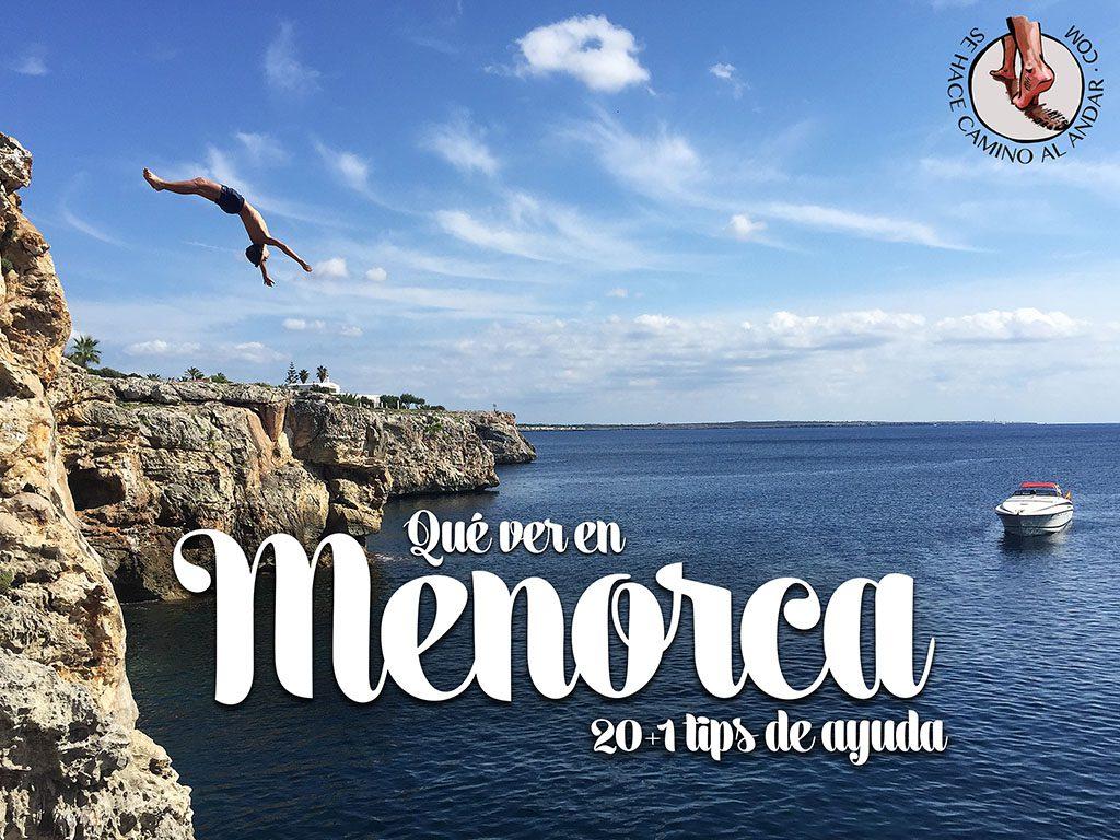 Qué ver en Menorca chalo84