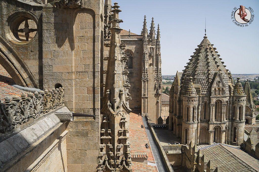 Que ver en Salamanca Catedral Torres ieronimus torre