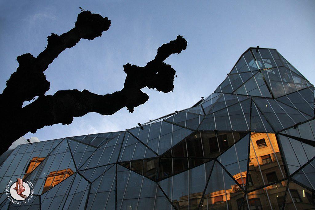 Reflejos Edificio Sanidad Bilbao