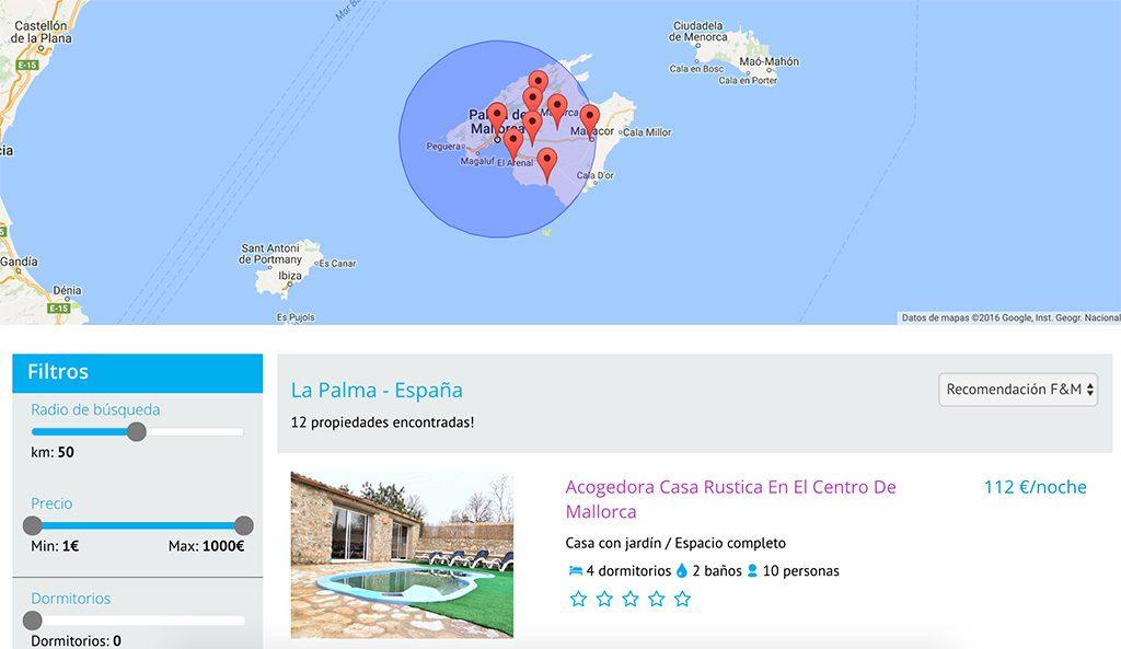 La Palma, Palma y Las Palmas
