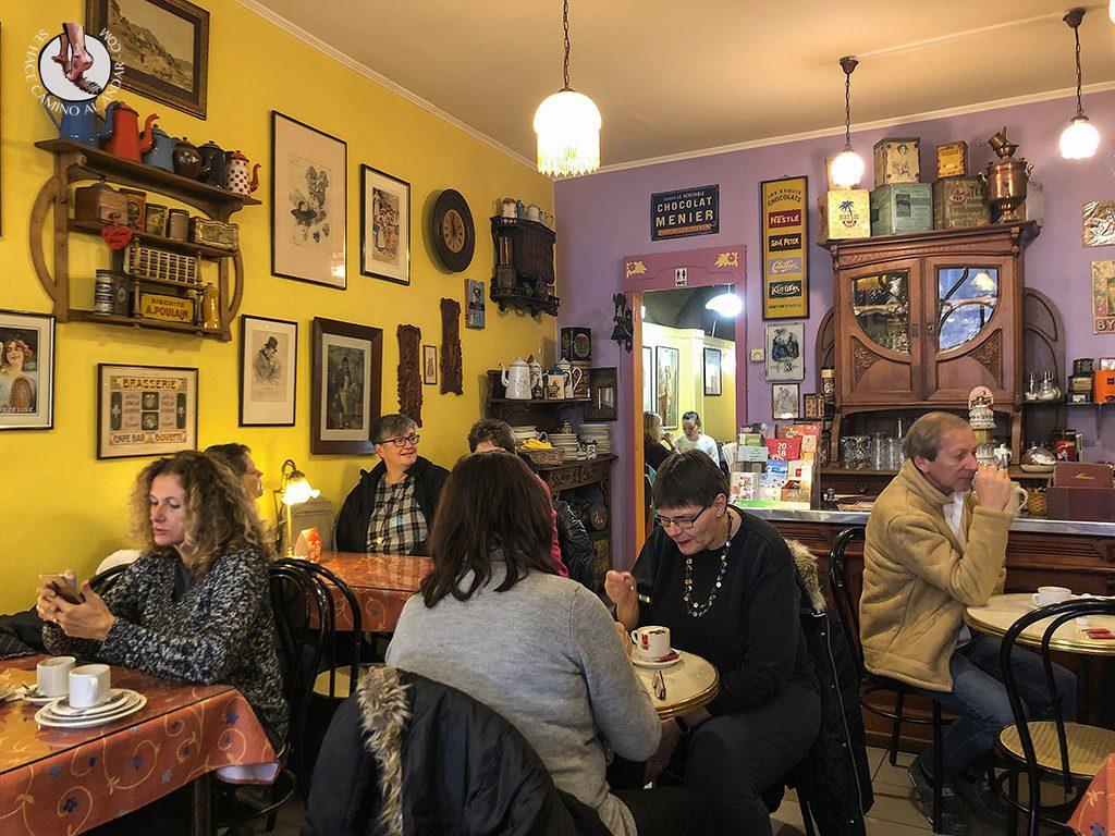 Restaurantes de Colmar Au Croissant Dore croissant