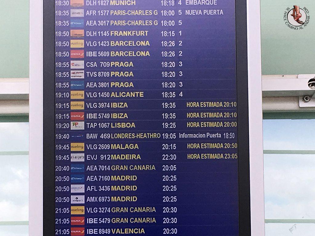 Retraso Vuelo Bilbao Ibiza