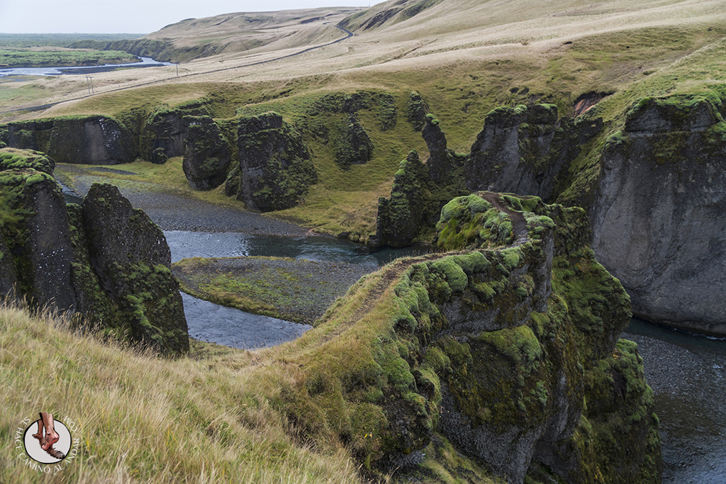 Ring Road 2-7 Fjardarargljufur