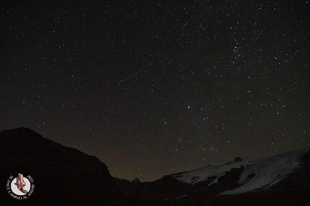 Ring Road 3-7 glaciar foto nocturna