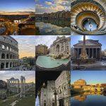 Roma y Florencia desde mi instagram