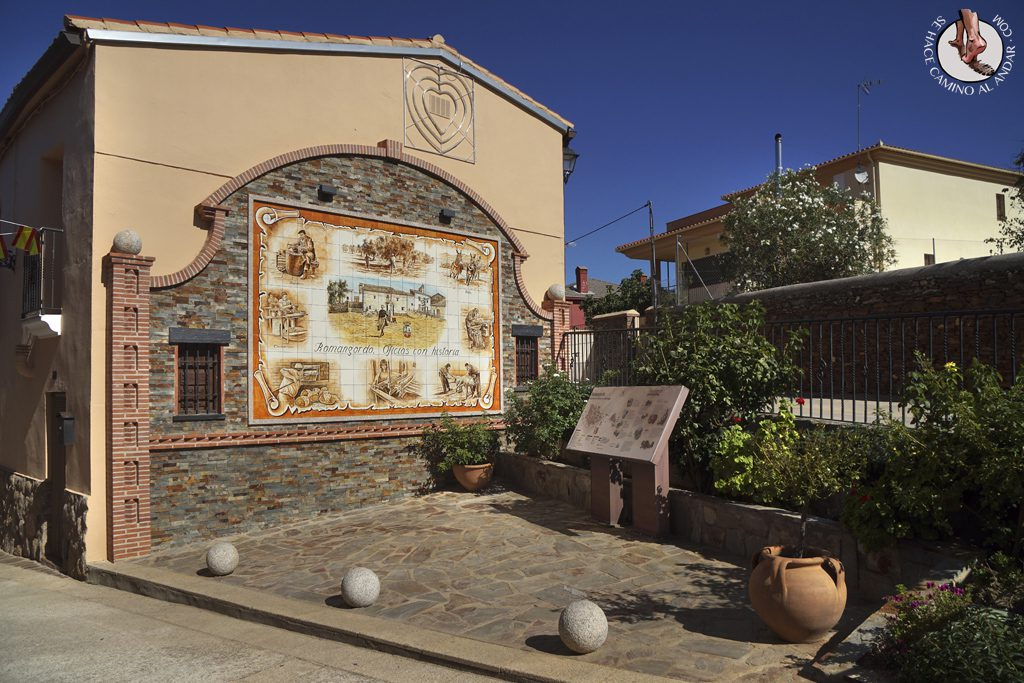 Romangordo oficios con historia