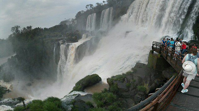 Round the 21Wonders iguazu