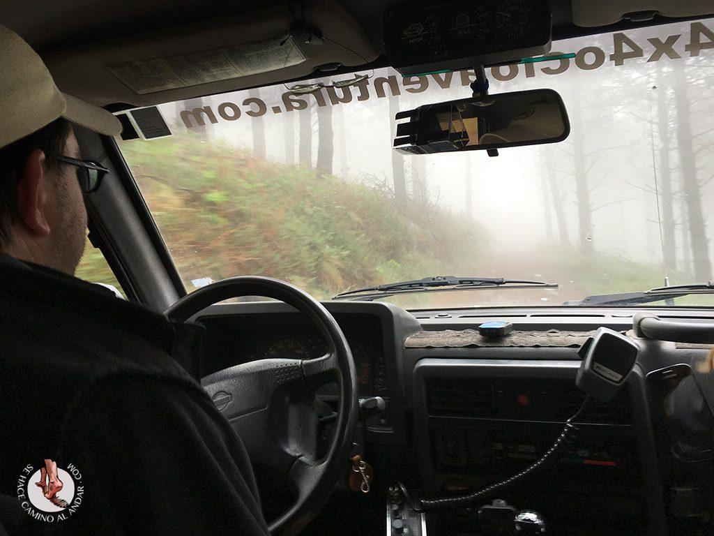 Ruta 4x4 panorámica Bakio