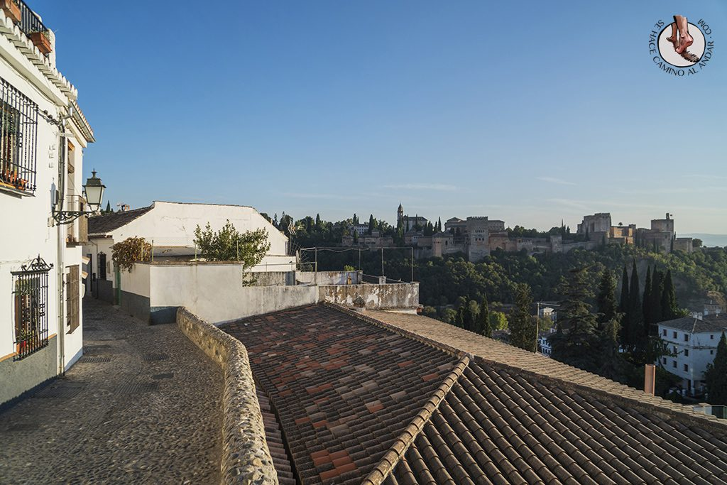 Sacromonte mirador Granada