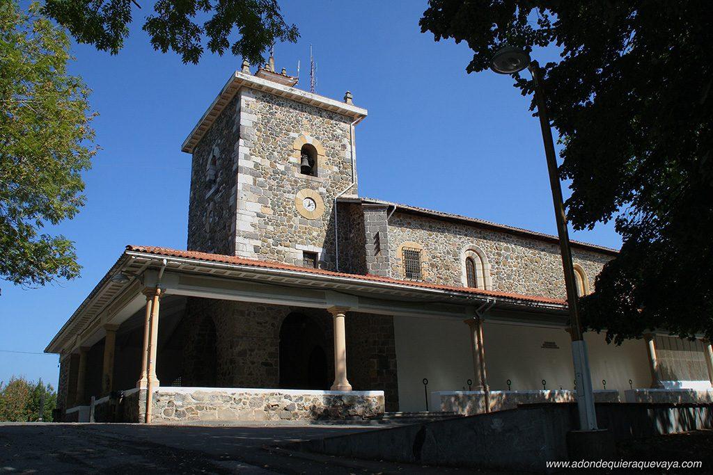 Santuario Arrate Eibar