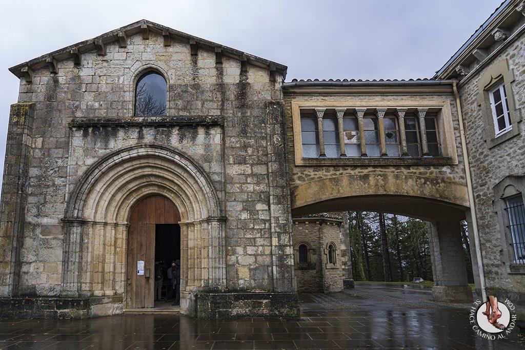 Santuario de Nuestra Senora de Estíbaliz entorno de Vitoria-Gasteiz