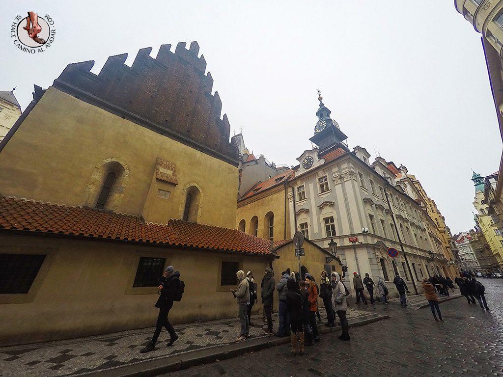 Sinagoga Vieja-Nueva Praga