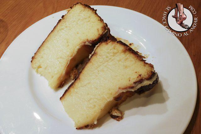 Tarta de queso La vina chalo84