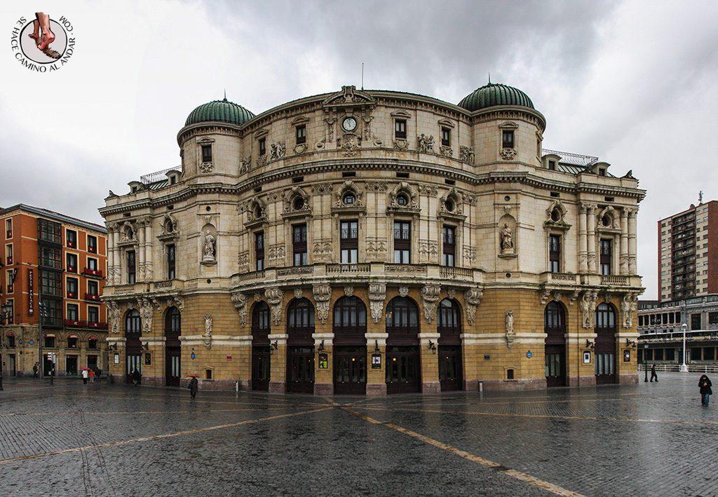 Teatro Arriaga Bilbao