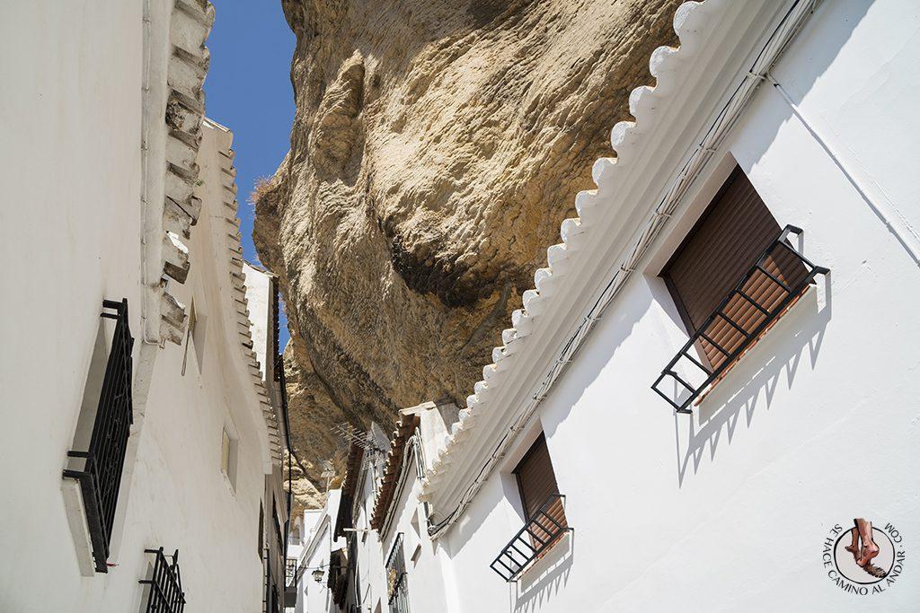 Tejados Calle Herrería Setenil