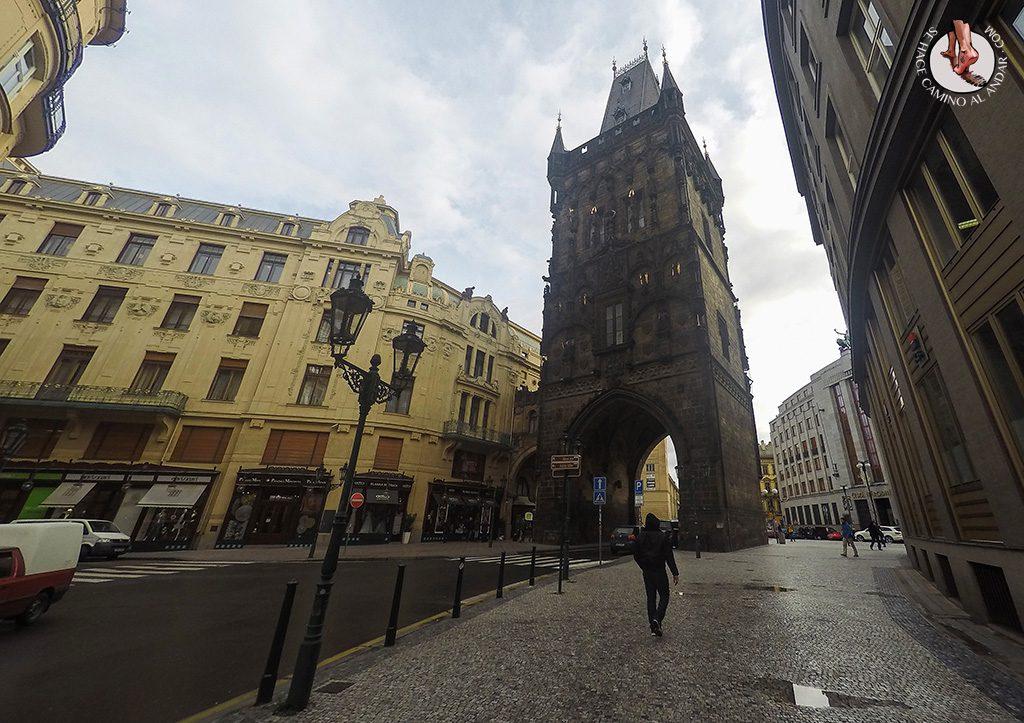 Torre Pólvora Praga