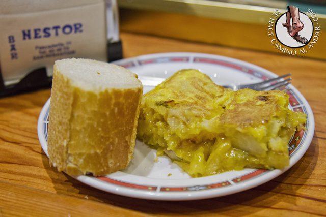 Tortilla de patata Nestor chalo84