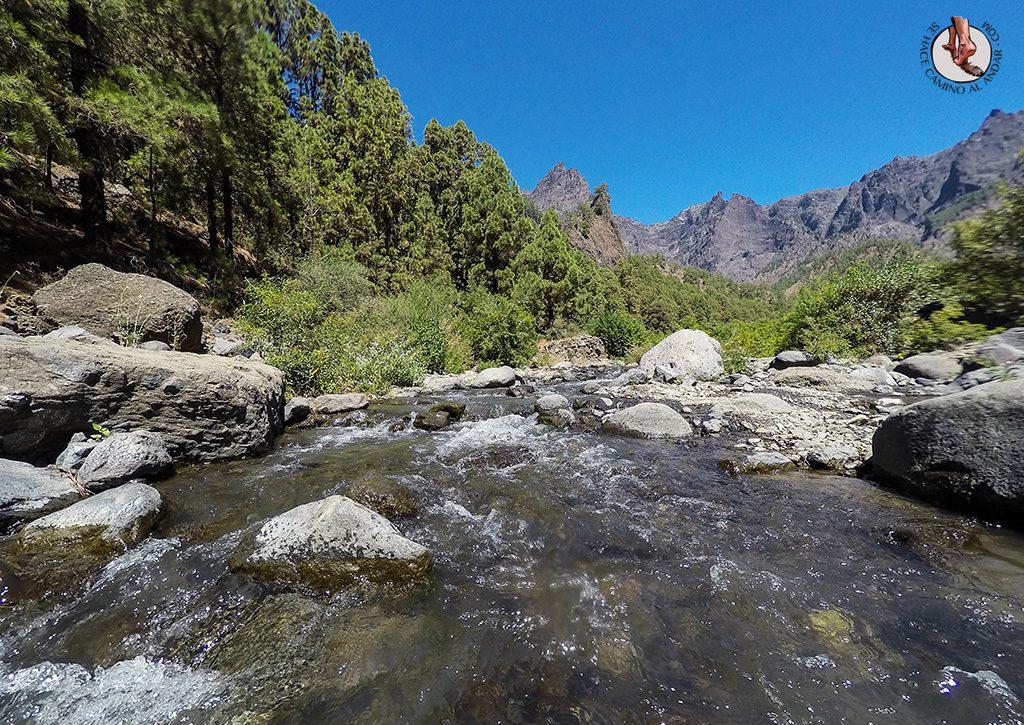Trekking Caldera Taburiente La Palma