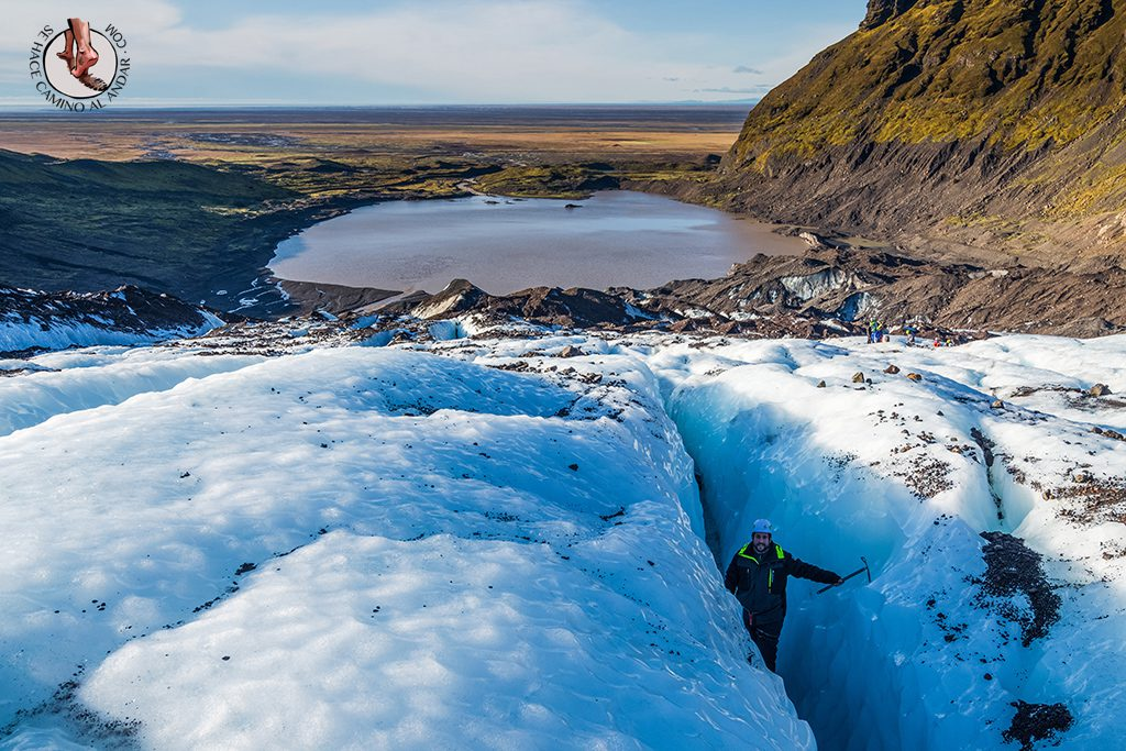 Trekking-glaciar-Falljokull-crater