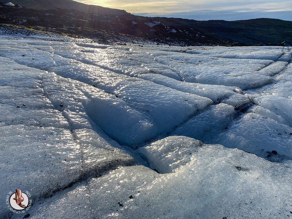 Trekking-glaciar-Falljokull-marcas