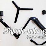 Trípode-palo selfie Tarion para GoPro: ¿El gadget definitivo?