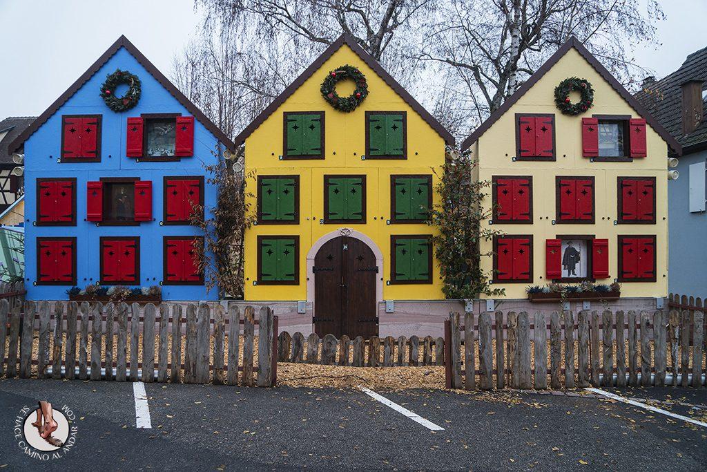 Turckheim casas adviento