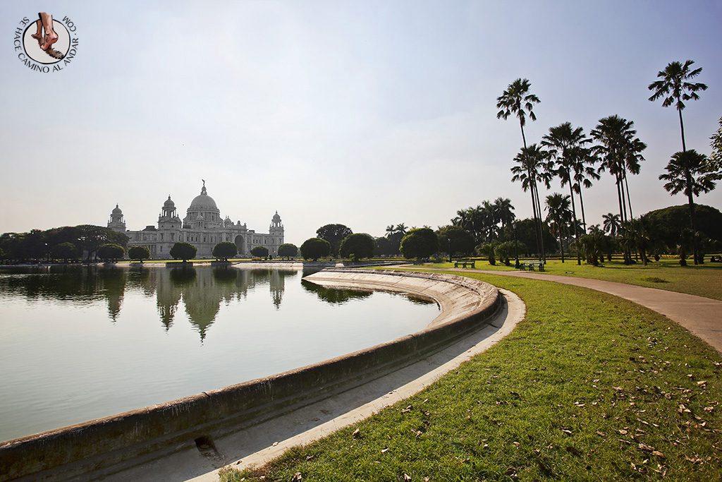 Victoria Memorial Calcuta India