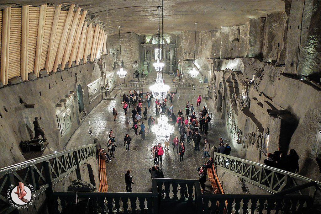 Visita Minas de sal Wieliczka