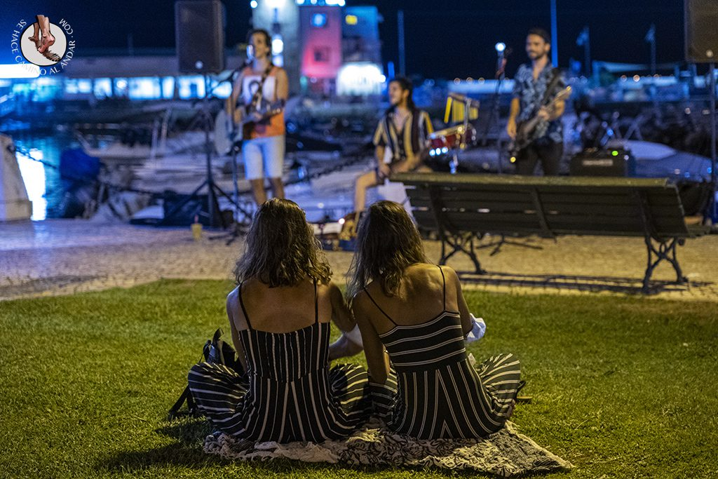 Visitar Algarve Faro noche