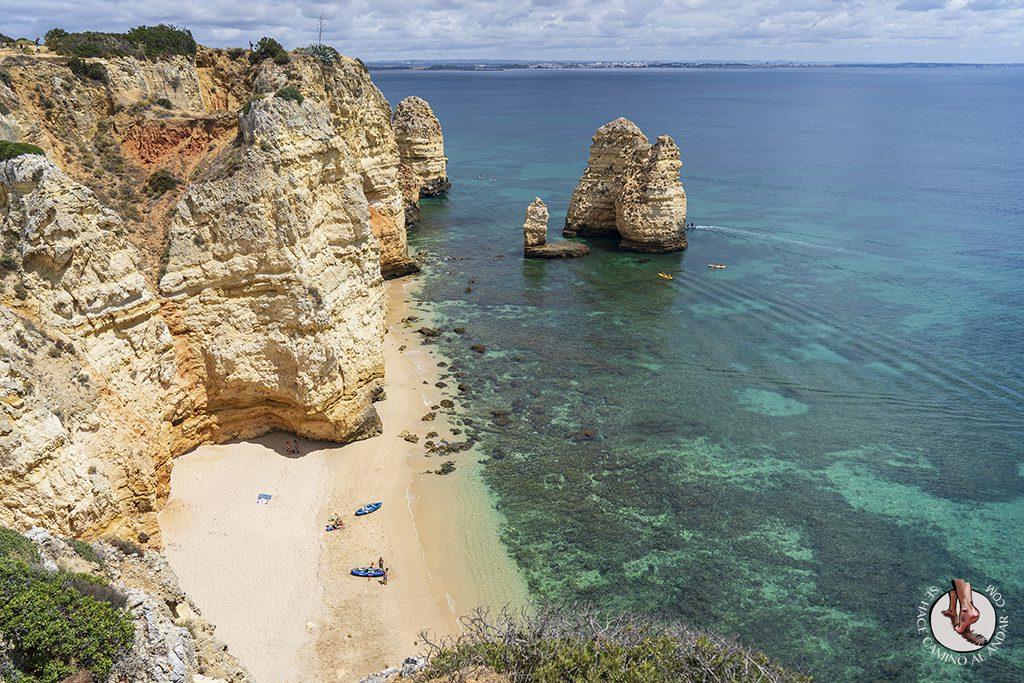 Visitar el Algarve