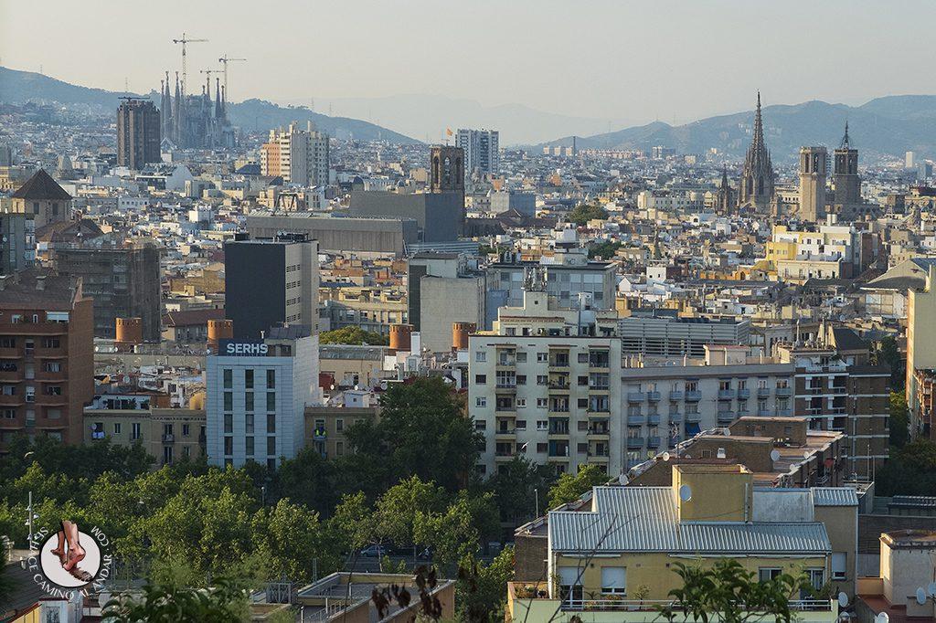 Vistas Barcelona Teleferico