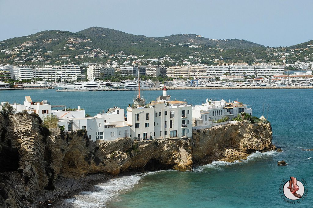 Vistas Dalt Vila Ibiza