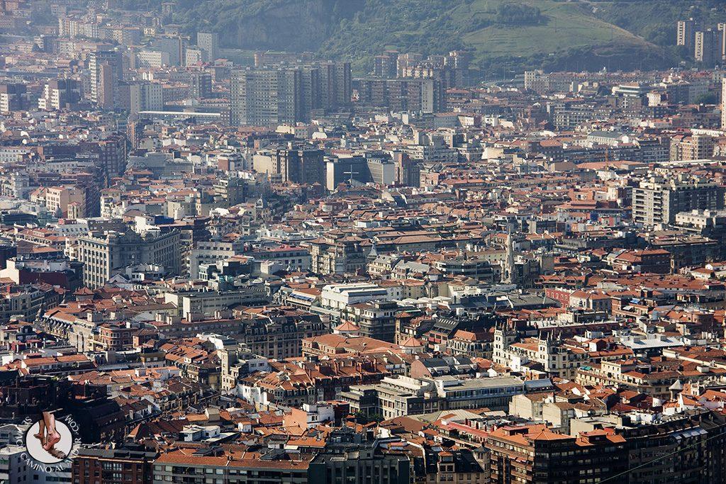 Vistas Monte Artxanda Bilbao