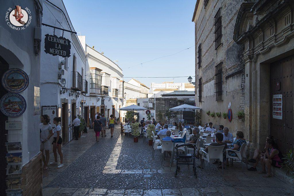arcos de la frontera calles bares restaurantes